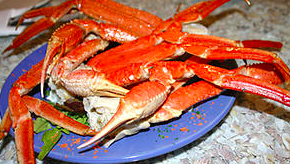 Catch 22 Crab Legs