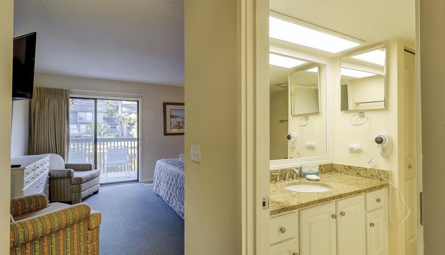 First Floor Master Bedroom with private bathroom