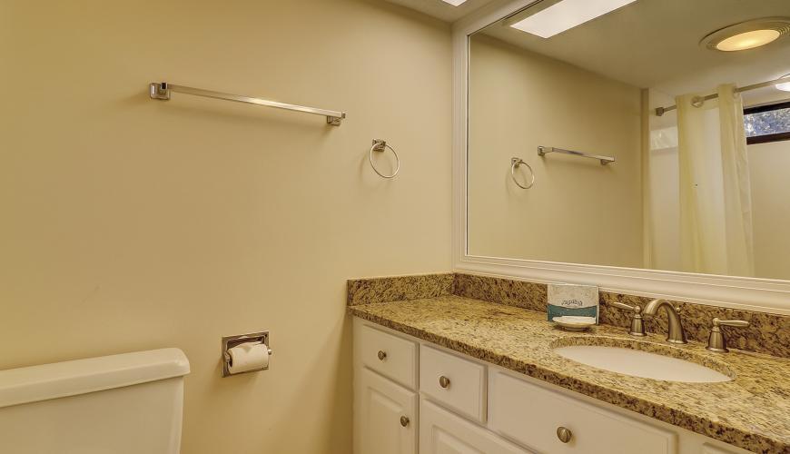 Upstairs Guest Bedroom #2 Private Bathroom