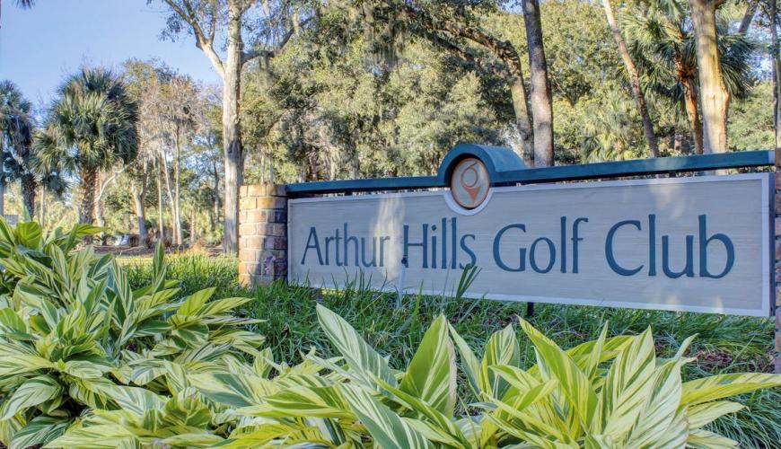 The Arthur Hills Golf Club