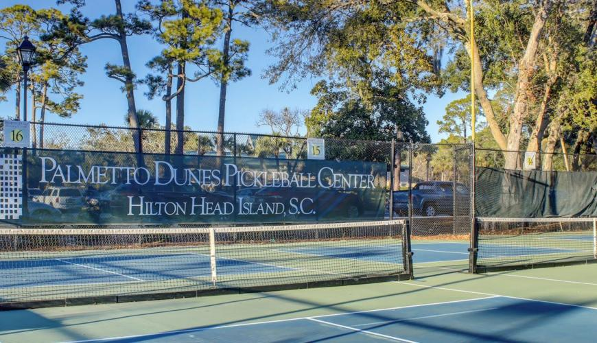 Palmetto Dunes Tennis and Pickleball Center