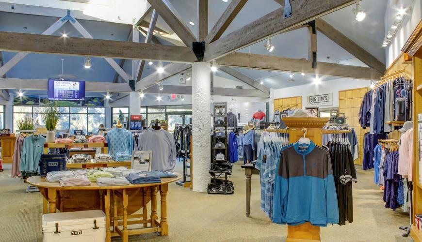 Robert Trent Jones Pro Shop