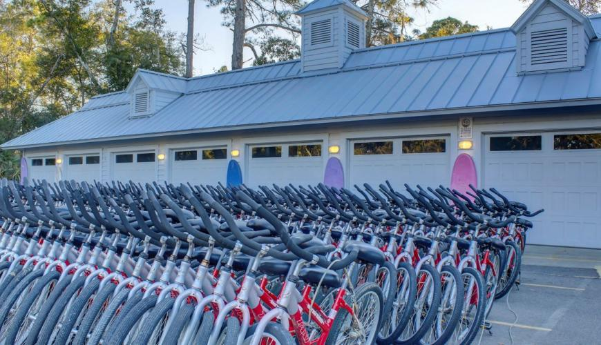 Bike Rentals at Outfitters