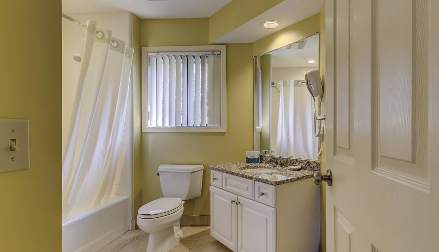 Bedroom # 2 Bathroom